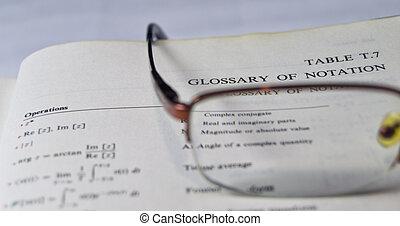 glossary, 表記法, 学校, 大学, 教科書