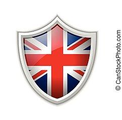 British shield