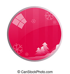 Glossy Christmas Ball