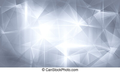glossy grey abstract background