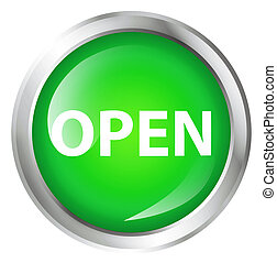 button with OPEN text.