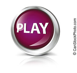 button with play symbol.