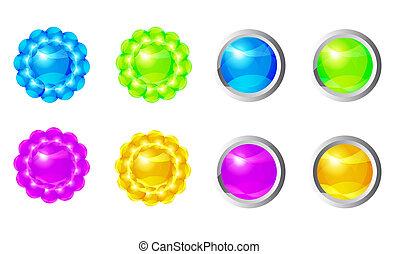 Glossy Magic Ball