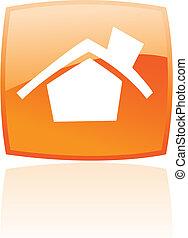 Glossy Orange home