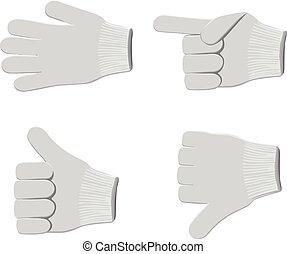 Gloves set2