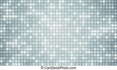 glowing glitter mosaic loopable background