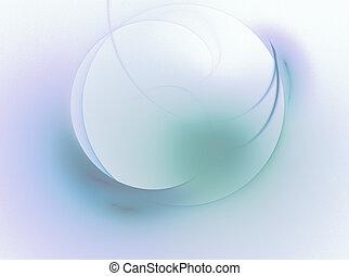 glowing sphere