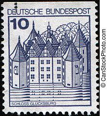glucksburg, slot
