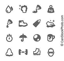 Glue icons