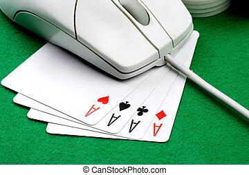 gluecksspiel, begriff, online