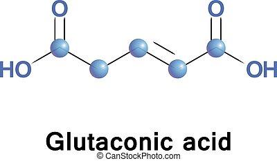 Glutaconic acid organic compound