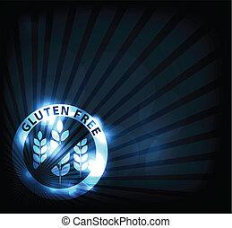 Gluten free background