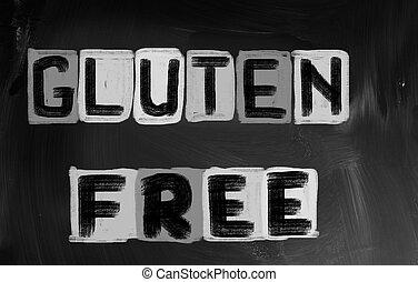 Gluten Free Concept