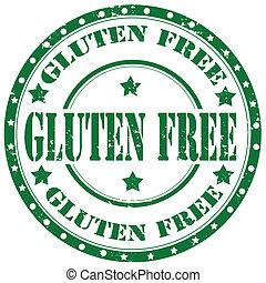 Gluten Free-stamp