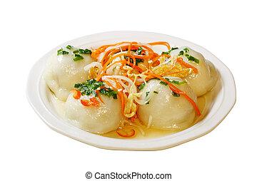 Glutinous Dumplings