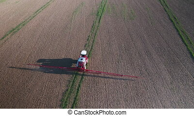 glyphosate, verstoven, herbicide, bouwland