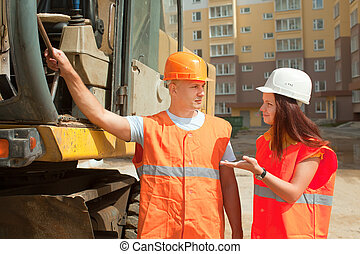 gmach, fabryka, budowniczowie, umiejscawiać