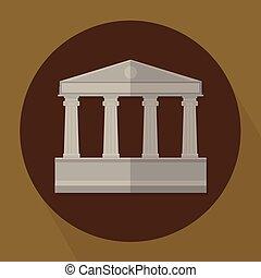 gmach, grecka architektura