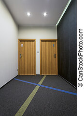 gmach, izba, nowoczesny, hala