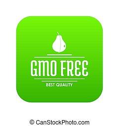 gmo , ελεύθερος , bio , εικόνα , πράσινο