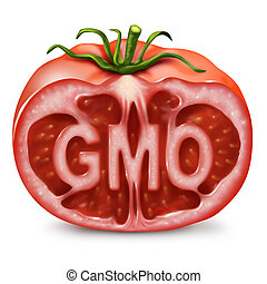 GMO Food Symbol