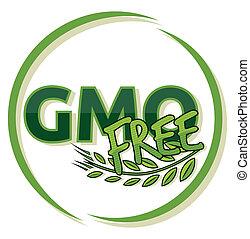 gmo, libero, etichetta