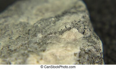 Gneiss Rock Extract - A sample shot of gneiss rock extract...