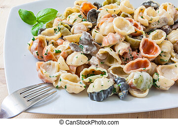 Gnocchi pasta