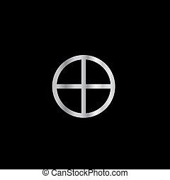 Gnosticism Sun cross
