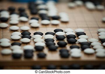 boardgame - Go boardgame
