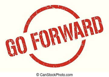 go forward stamp