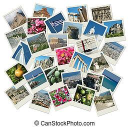 Go Greece - background