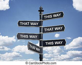 go?, manière