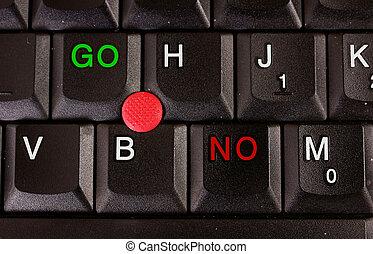 go or no-go