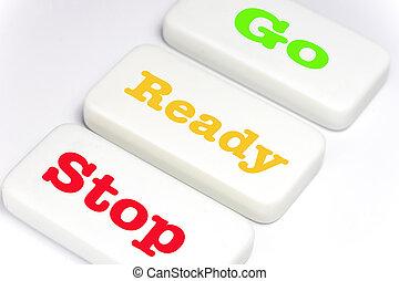 Go ready stop
