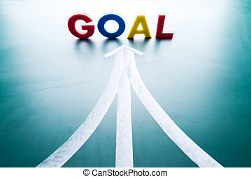 Goal concept, many ways to the goal