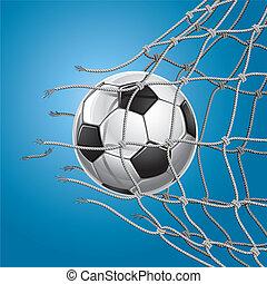 goal., futball