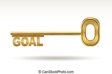 goal - golden key
