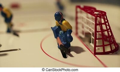 goal ice hockey