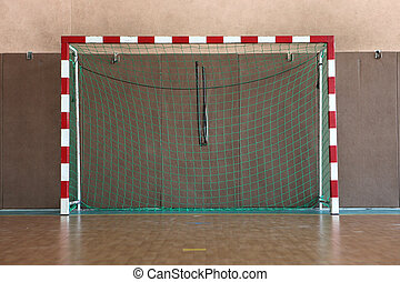 goal in gymnasium