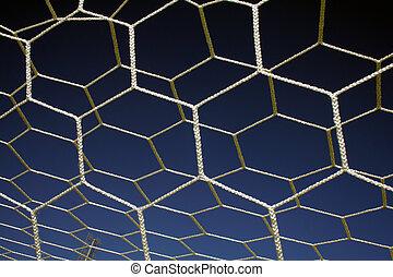 Goal !!!! - soccer net