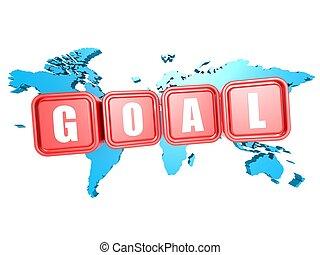 Goal world