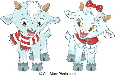 goat., わずかしか, シンボル, 2, 年, 2015