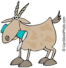 Billy goats Stock Illustrations. 289 Billy goats clip art ...