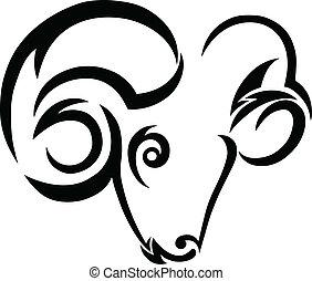 Goat tribal