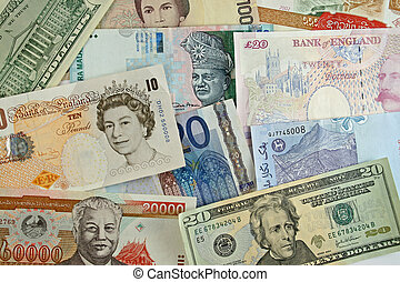 Gobal Currencies - Foreign currency organised as a...