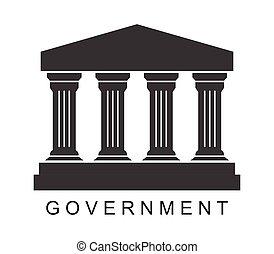 gobierno, icono
