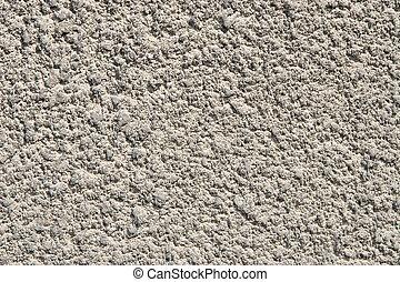 gocce, cemento, struttura