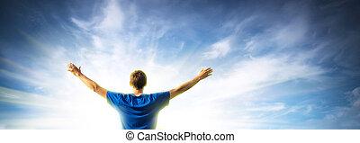 god., adoração