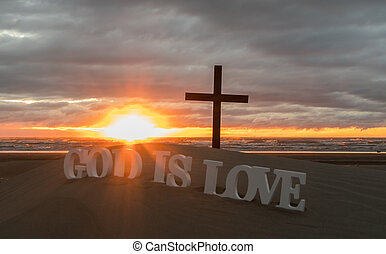 God is Love 3D